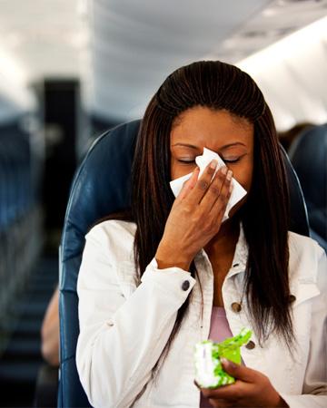 fa freddo in aereo