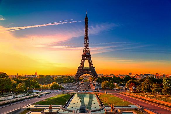 voli in offerta per parigi