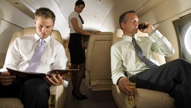 telefonino in aereo