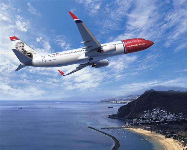 Boeing, Norwegian Air Shuttle Sign Order for 42 Next-Generation 737s