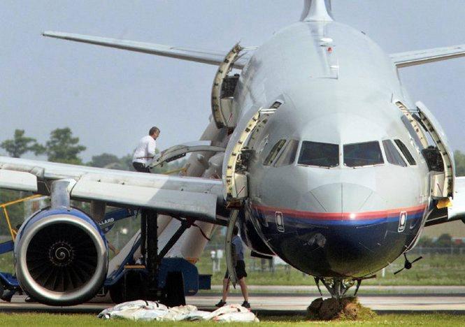 atterraggio di emergenza