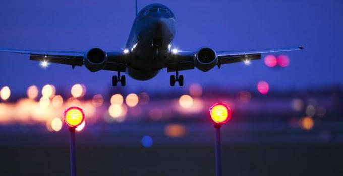luci aereo