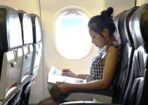 cosa fare in aereo