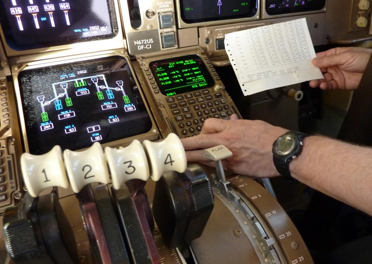 flight management computer