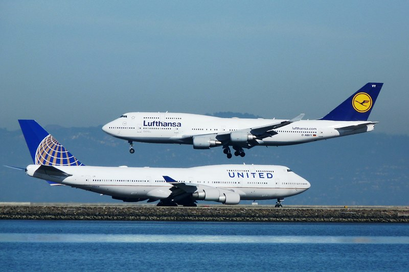 volo intercontinentale
