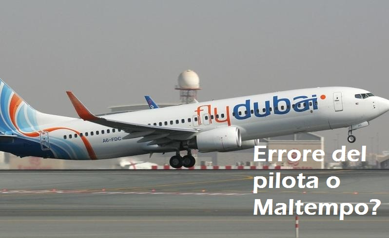 flydubai incidente