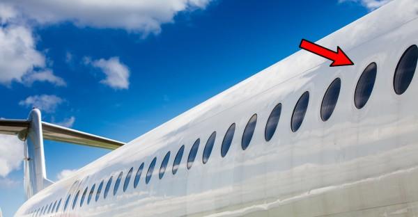 finestrini aerei