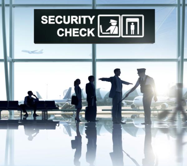 sicurezza negli aeroporti