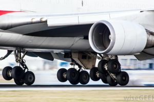carrello aereo