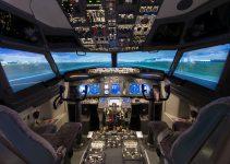 simulatore 737