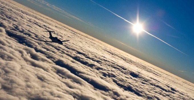 raggi uv piloti di linea