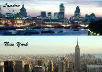londra new-york
