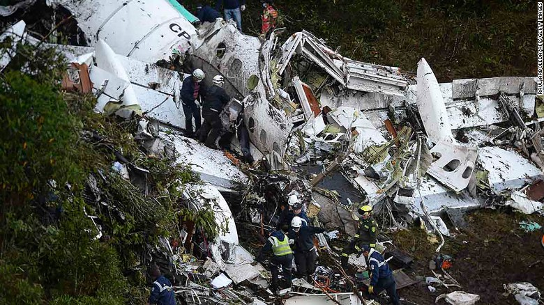incidente aereo colombia