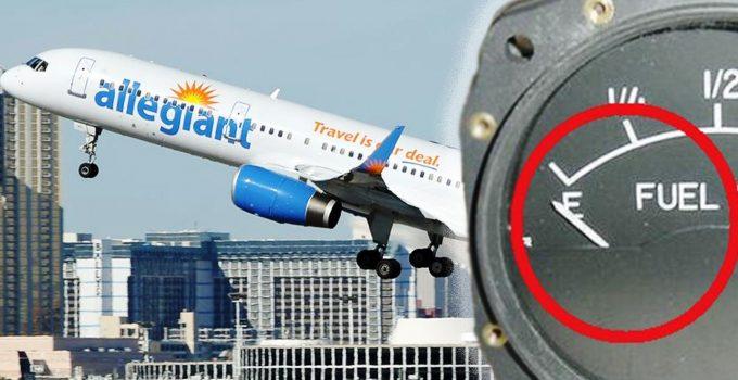 come calcolare quanto carburante serve per il volo