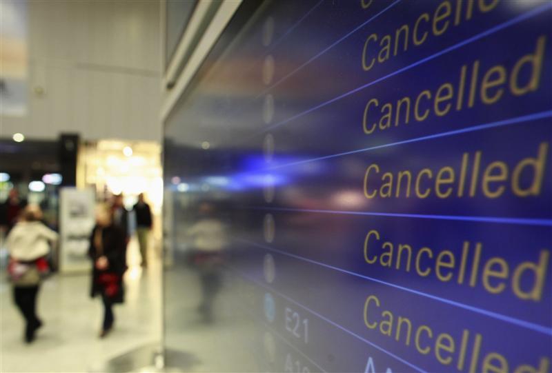 sciopero in 18 aeroporti in inghilterra