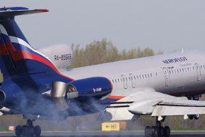 incidente aereo tu 154 russia