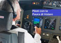piloti con la paura di volare