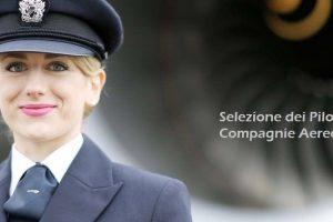 selezione dei piloti nelle compagnie aeree