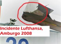 lufthansa incidente aereo amburgo 2008