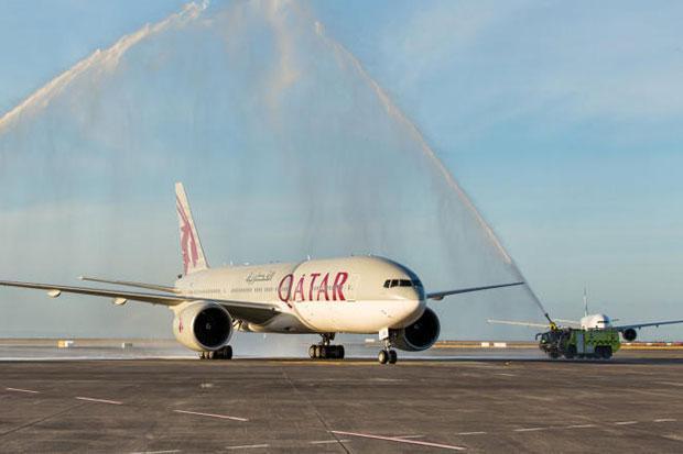 qatar airways volo più lungo al mondo