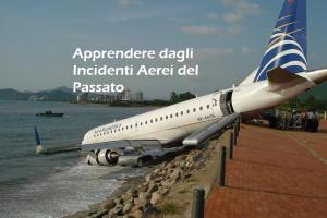 Apprendere dagli indcidenti aerei del passato