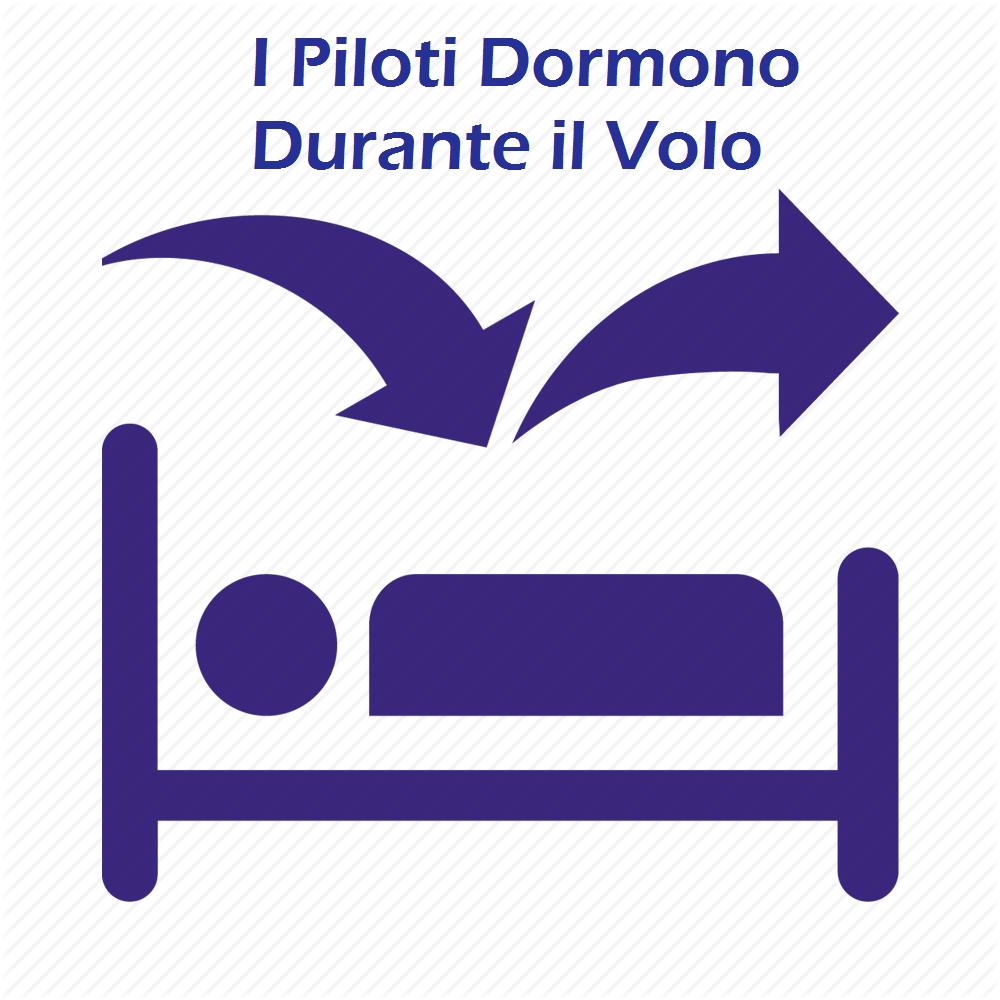 I piloti possono dormire durante il volo?