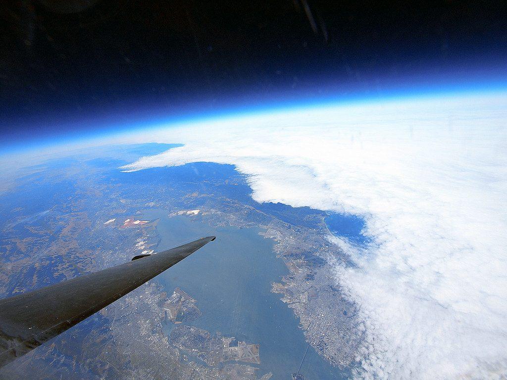 perchè gli aerei non volano oltre 40.000 piedi