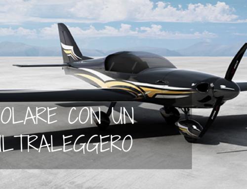 Volare con un Ultraleggero