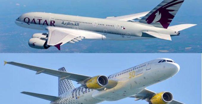 Qatar-Vueling