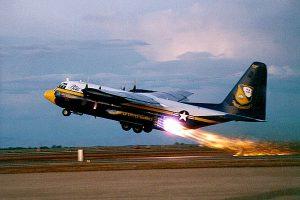 potenza motori per il decollo