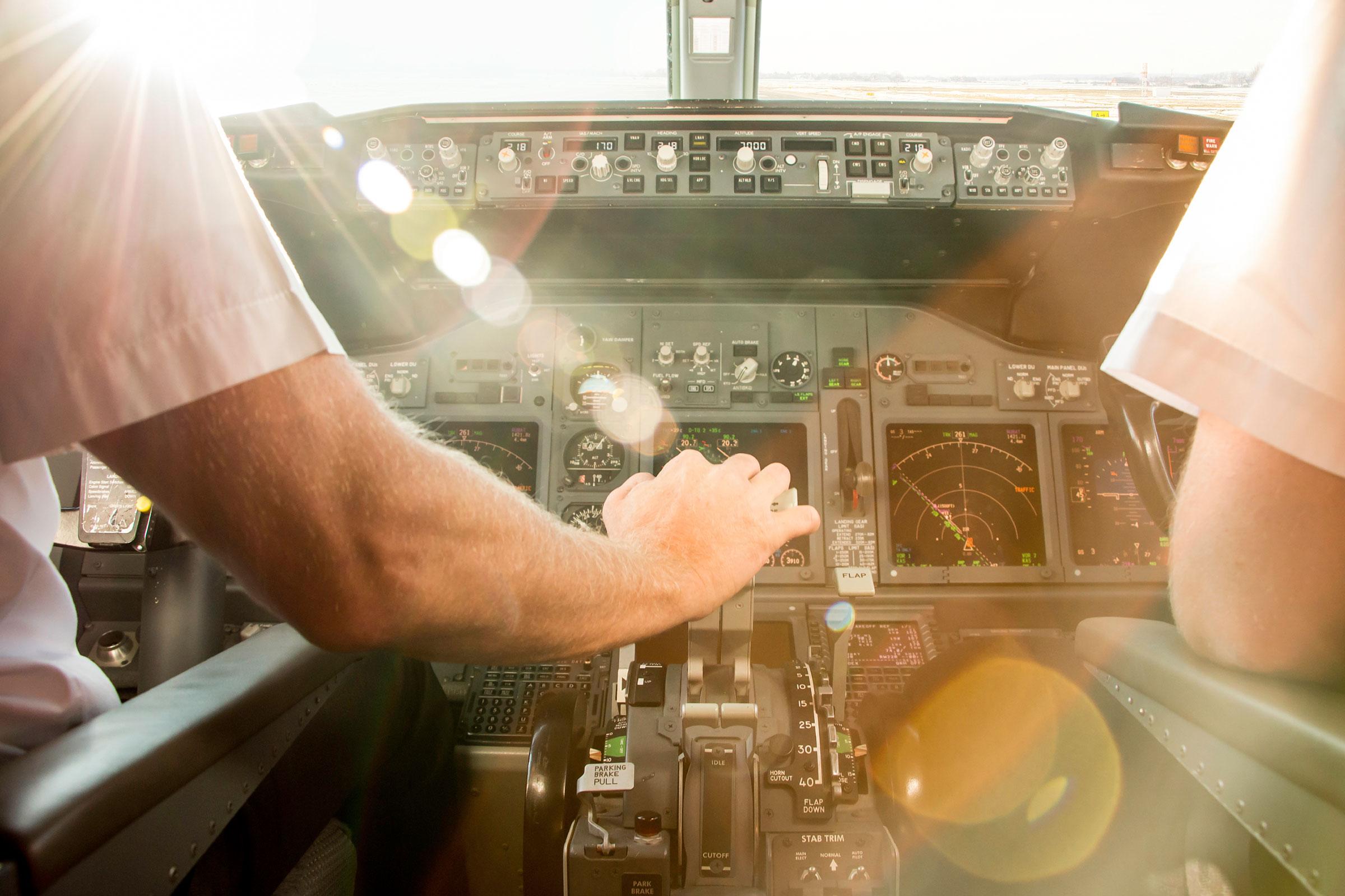 Cosa Fanno i Piloti Durante un Volo Intercontinentale