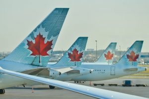 air canada sfiorato disastro aereo