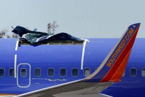 soutwest incidente aereo