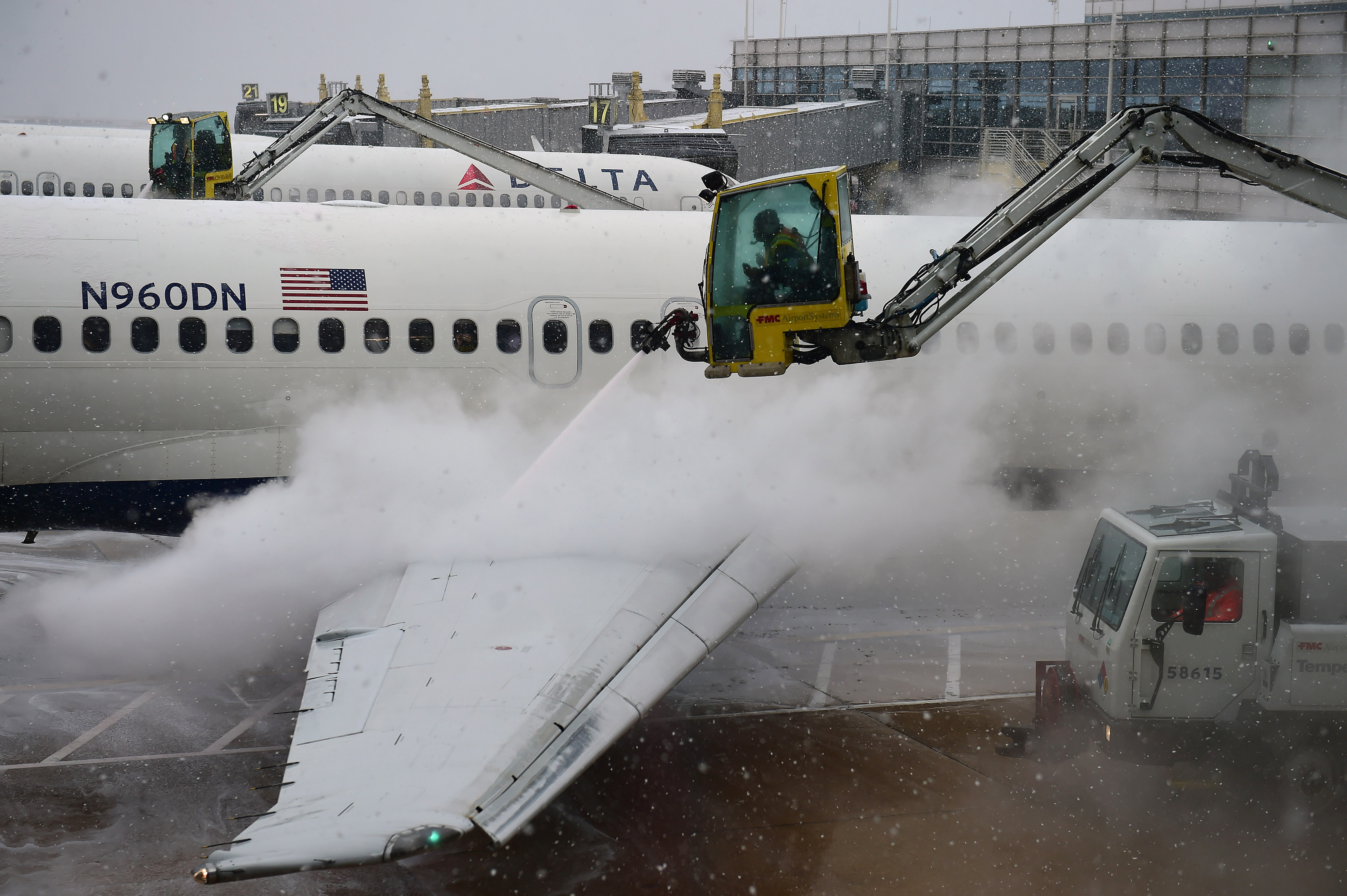 procedure dei piloti quando nevica