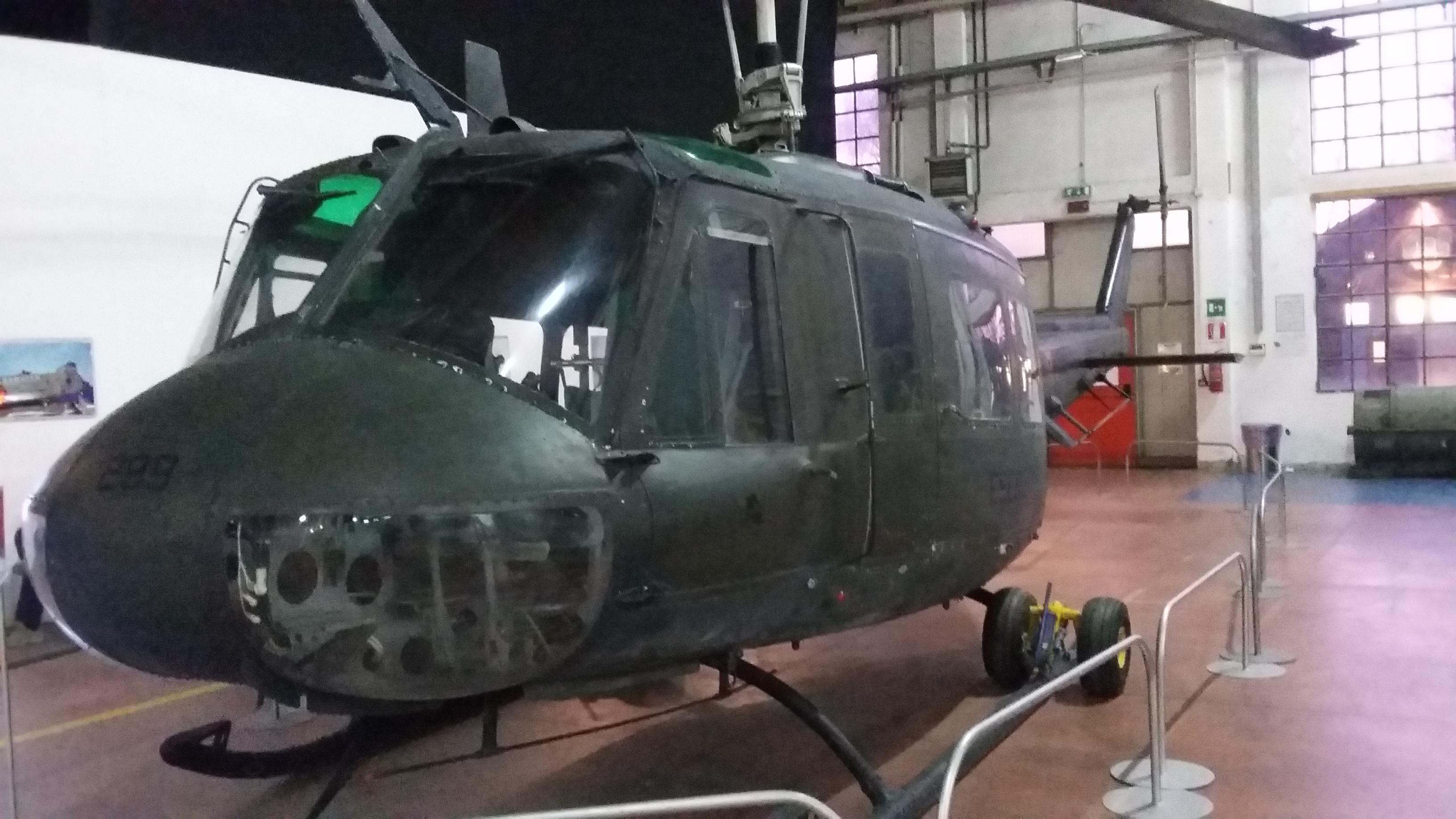 elicottero volandia malpensa