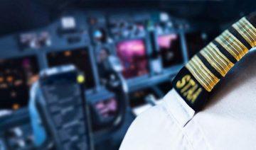 addestramento pilota aerei di linea
