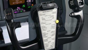 cloche boeing 737
