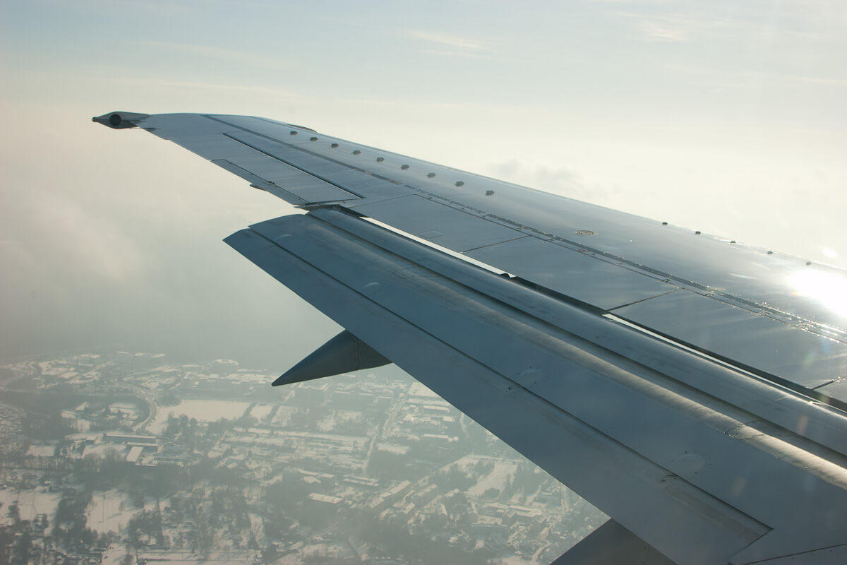 flap aereo