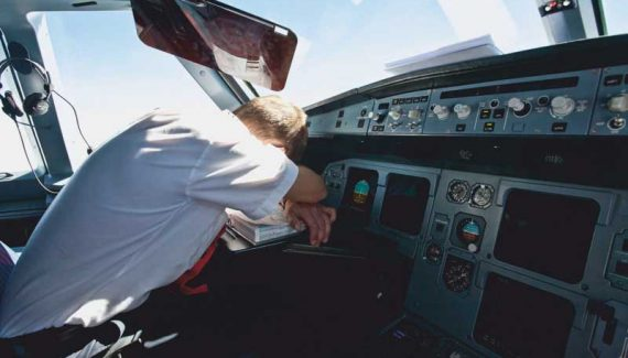 piloti che dormono