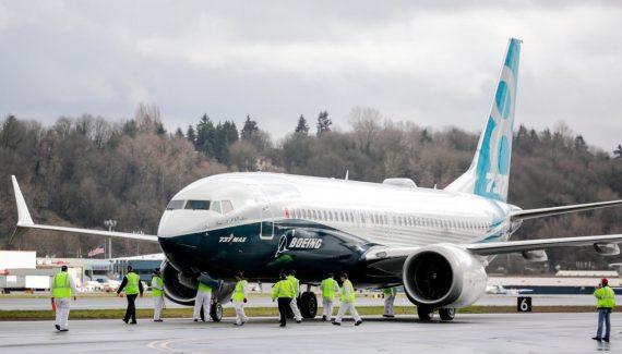 737 max aggiornamento software boeing