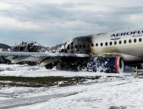 Incidente Superjet 100 di Aeroflot