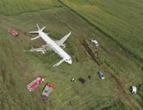 Atterraggio di Emergenza in Russia: Un Altro Miracolo?