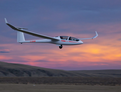 Volo a Vela: La Magia del Volo in Aliante