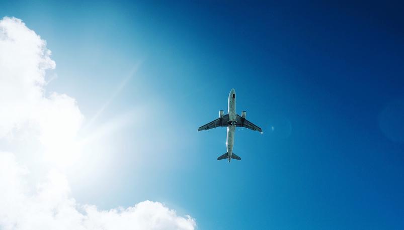 altezza di volo degli aerei