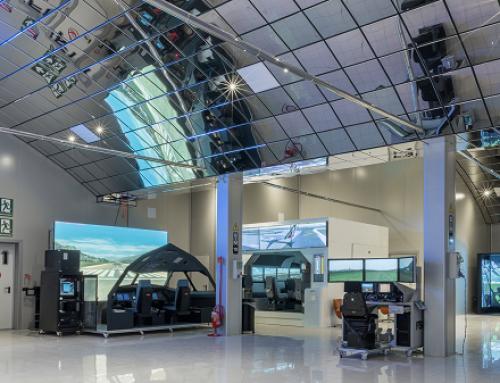 Il Centro per Simulatori di Volo Tutto Italiano