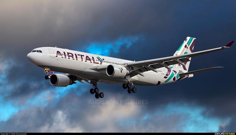 airitaly e le compagnie aeree italiane