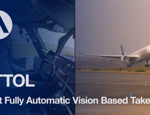 Airbus e il Suo Decollo con Pilota Automatico