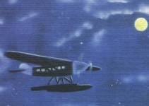 volo di notte di saint exupery