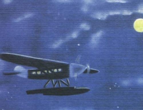 Volo di Notte di Antoine de Saint Exupery