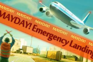mayday aereo